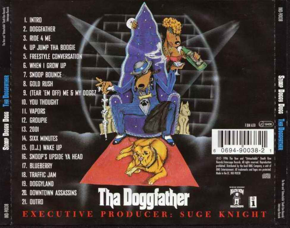 "Flashback Friday Flop: ""Tha Doggfather"" – The Passion of"