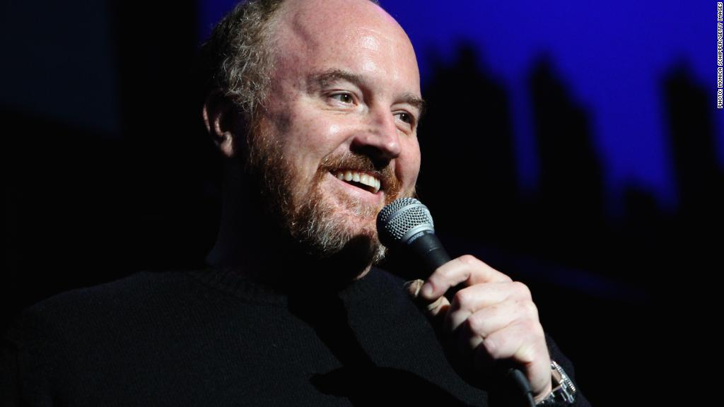 Louis ck being single
