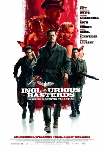 Inglourious Basterds movie poster (11)