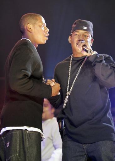 Jay-Z Performs At Madison Square Garden With Special Guests