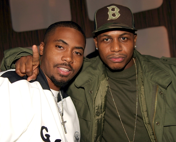 Nas Birthday Party