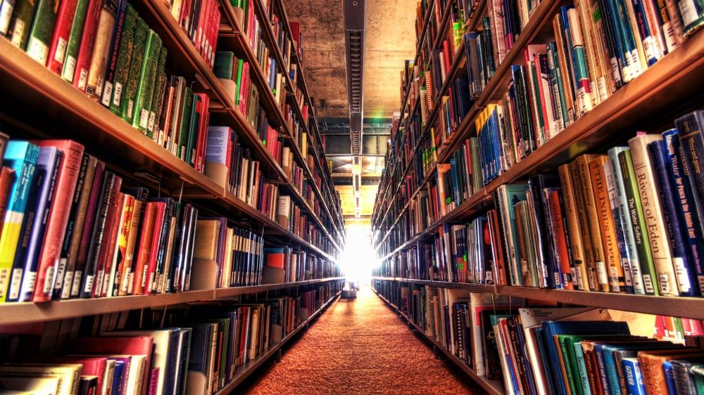 library_infinite