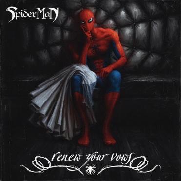 Sam Spratt - The Amazing Spider-Man Renew Your Vows