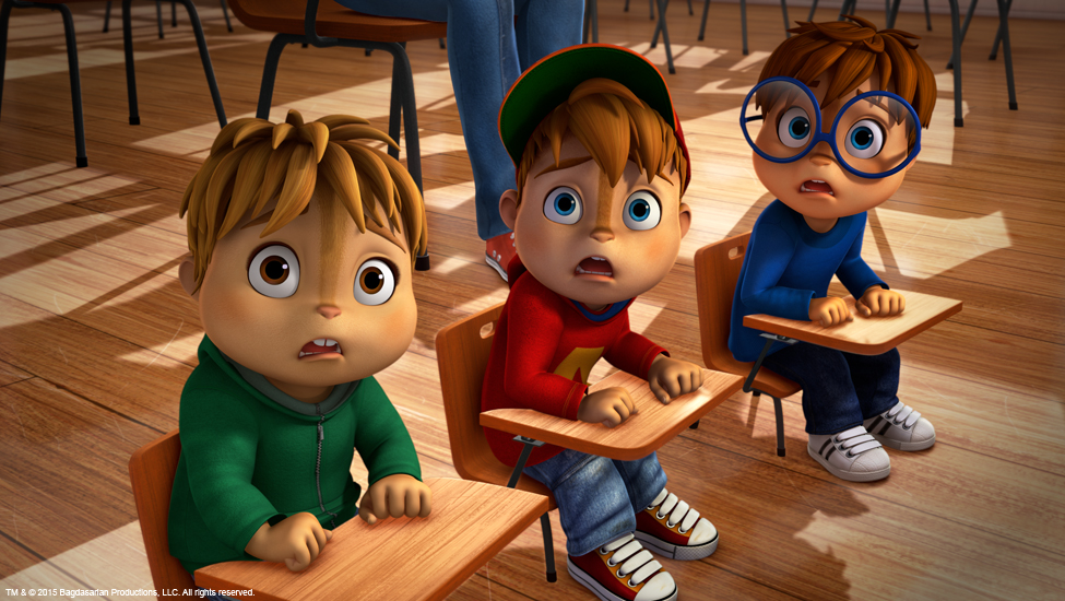 Alvin Is A Dick And The Alvinnn And The Chipmunks Reboot Sucks The Passion Of Christopher Pierznik