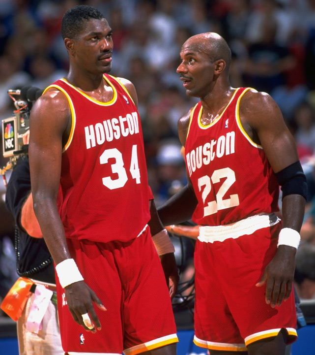 Imaging The 1980s Houston Rockets Superteam
