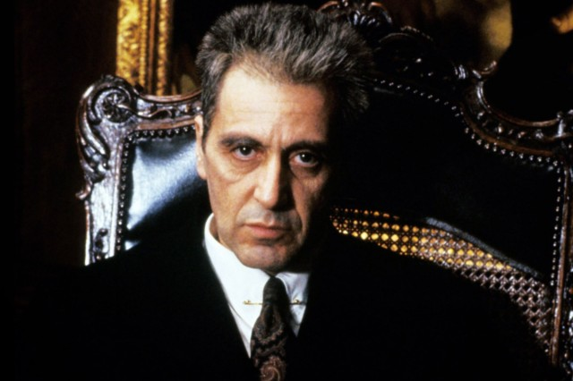 THE GODFATHER PART III, Al Pacino, 1990, © Paramount/courtesy Everett Collection, GD3 095, Photo by: