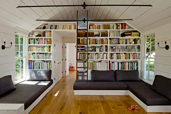 Delightful-home-library-unit-comes-with-a-spot-to-perch-at-the-top