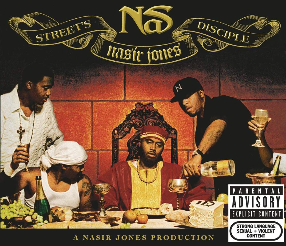 Ranking Nas's Albums – The Passion of Christopher Pierznik